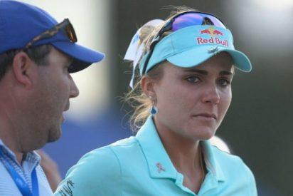 Lexi Thompson, la jugadora de golf que perdió un torneo por un email que mandó un telespectador