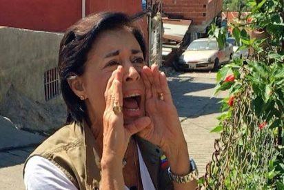 Los gritos de la madre de Leopoldo López, preso político en la Venezuela chavista