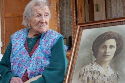 Muere la mujer más vieja del mundo a los 117 años