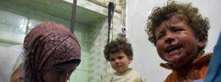 Así explota el coche bomba del despiadado terrorista matando a 68 niños en Siria