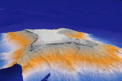 Descubren un tesoro mineral cerca de las costas Canarias