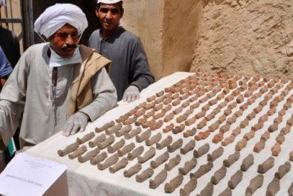 Descubren una nueva tumba en Egipto, impresionantemente intacta