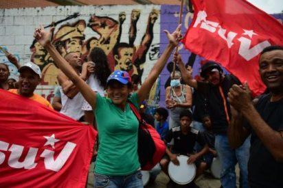 La 'marcha del silencio' logró llegar hasta una zona gobernada por Maduro y los suyos