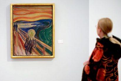 """¿Qué fenómeno atmosférico inspiró el cuadro """"El grito"""" de Munch?"""