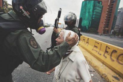 """La anciana monja venezolana que encaró a la Guardia Nacional: """"No quiero más muertos"""""""