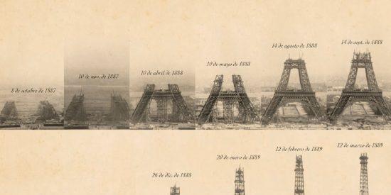 La Torre Eiffel: el 'armatoste' creado para durar unos meses, cumple 132 años