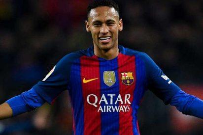 A Neymar lo buscan dos clubes muy importantes de Inglaterra ¿Se va del Barça?