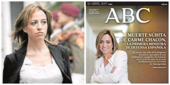 La prensa despide con elogios a la mujer símbolo del 'feminismo de diseño' de Zapatero