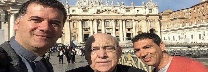 El cardenal Farrell apoya la nueva estructura de la Acción Católica General