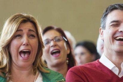 Quién sigue a quién en el PSOE: la guerra por las primarias socialistas se juega en Twitter