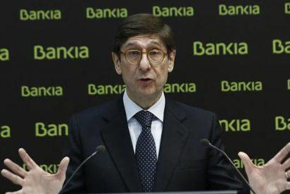 Bankia gana 304 millones hasta marzo de 2017, un 28,4% más