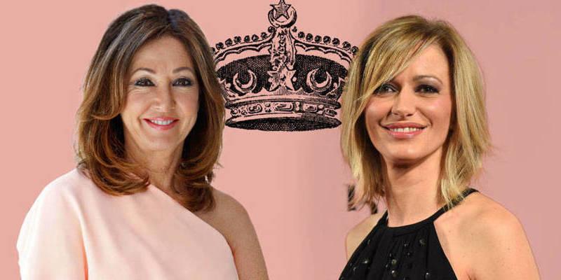 'El programa de Ana Rosa' (20.6%) vuelve a derrotar al 'Espejo público' (17.6%) de Susanna Griso