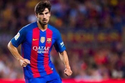 André Gomes pone una salida vergonzosa sobre la mesa del Barça