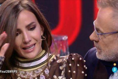 Aylén, hundida en la gala final de 'GH VIP'