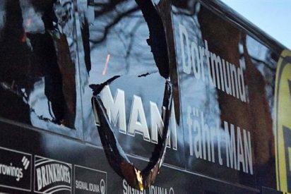 Atacaron con tres bombas al plantel del Dortmund: hubo un herido