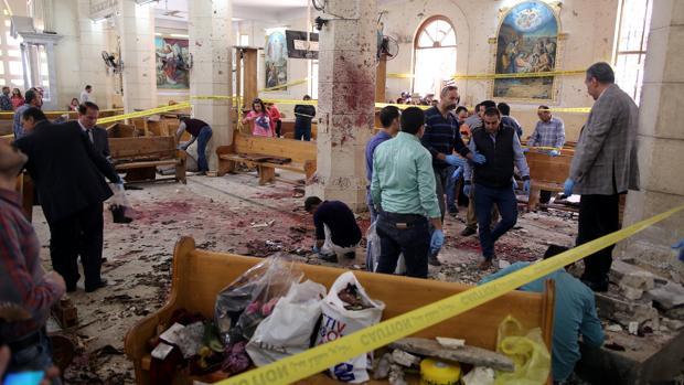 Egipto legaliza más de mil templos para proteger a los cristianos perseguidos