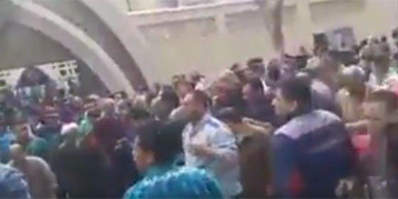 36 cristianos asesinados en atentados islámicos contra dos iglesias coptas de Egipto