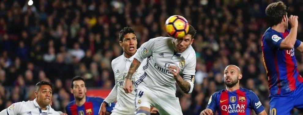 Barça y Real Madrid se enzarzan de forma brutal en las redes (y los azulgrana salen escaldados)