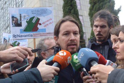 Los militantes le ajustan las cuentas...y las donaciones al cursi, tramposo y pelma de Pablo Iglesias