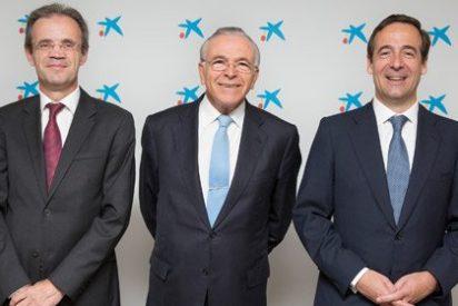 Jordi Gual: CaixaBank gana 403 millones hasta marzo de 2017