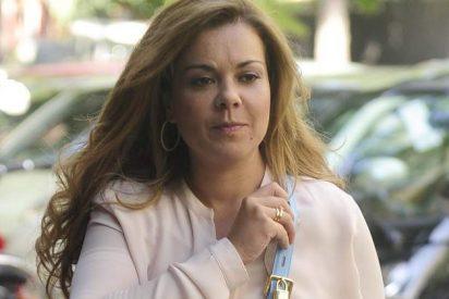 María José Campanario mete en el juzgado al periodista que insinuó que había agredido a su suegra