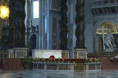 """Cantalamessa: """"La cruz es el 'No' definitivo e irreversible de Dios al mal. 'No' al pecado, 'sí' al pecador"""""""