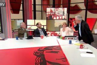 'Al Rojo Vivo': Cristina Pardo confiesa que es del mismo tamaño que Trancas y Barrancas