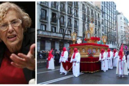 El Vía Crucis de recaudador sectarismo carmenita a El Divino Cautivo