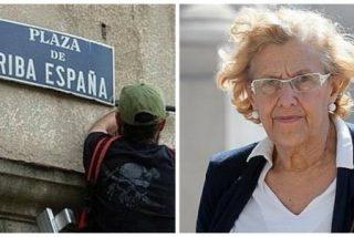 Carmena ultima su asalto al callejero franquista con el apoyo del PSOE y ...¡Ciudadanos!
