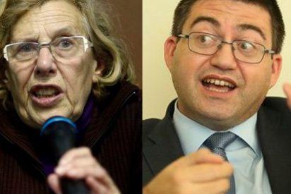 Crisis en 'Ahora Madrid': Carmena continúa con la purga de bocazas y metepatas y se lleva por delante a Sánchez Mato