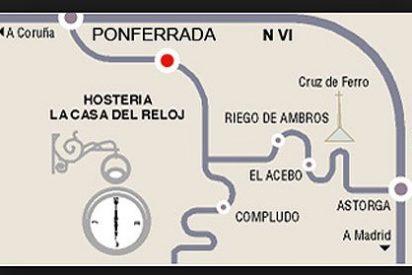 Camino de Santiago: Molinaseca