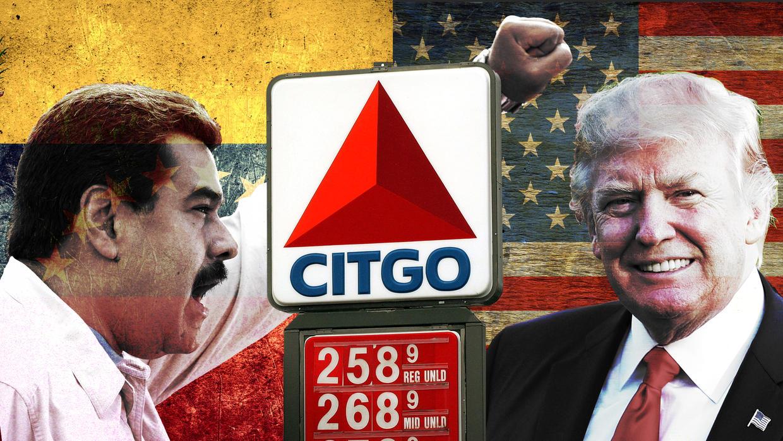 Maduro es todo un pardillo: ¡financió con medio millón la toma de posesión de Trump!