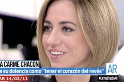 Carme Chacón contó con valentía cómo convivía con su 'corazón del revés'