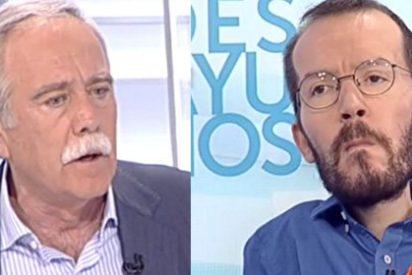 La brutal reprimenda de Pérez Henares que deja de una sola pieza a Pablo Echenique