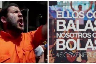"""Monedero, escucha a la oposición venezolana: """"Ellos tienen las balas, nosotros tenemos las bolas"""""""