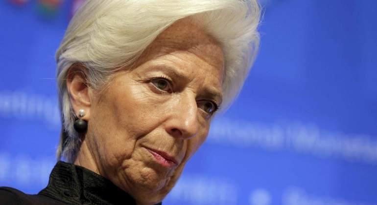 Christine Lagarde: El FMI insiste en una subida del IVA y los impuestos especiales en España