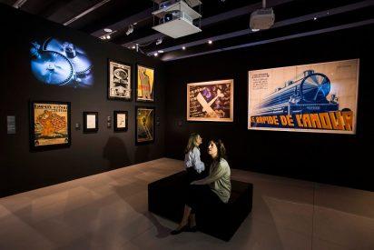 Arte y cine en 120 años de intercambios