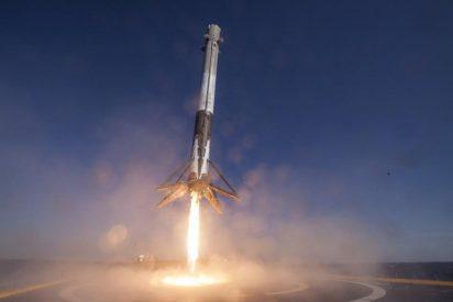 Space X lanzó por primera vez un cohete reciclado, el Falcon 9