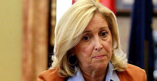 El fiscal denuncia por fraude a Concepción Dancausa, la delegada del Gobierno en Madrid