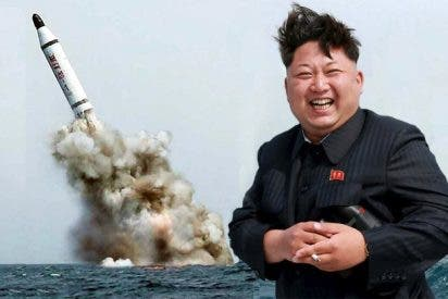 Los mapas que muestran qué paises serían alcanzados por los misiles de Kim Jon-un