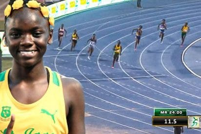 Brianna Lyston, la niña jamaicana de 12 años que será la nueva Usain Bolt