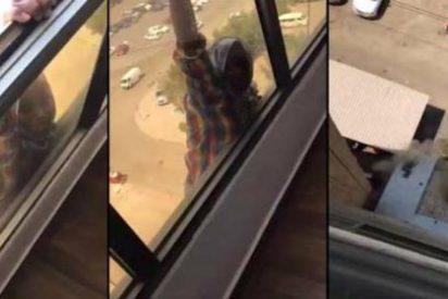 La 'ama' musulmana que deja caer desde un séptimo piso a su 'esclava' africana