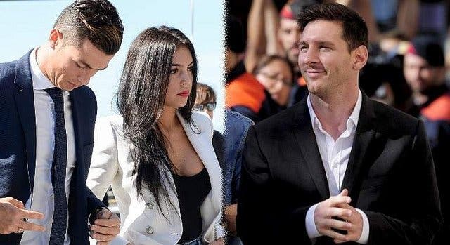 Leo Messi le aguó la fiesta a Georgina Rodríguez, novia de Cristiano Ronaldo