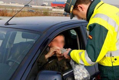 La 'absolución' de unos guardias civiles al cura que conducía borracho perdido