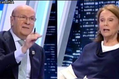 Dávila salta a la yugular de Margarita Sáenz por dar certificado de validez a los 'vendidos' verificadores de ETA