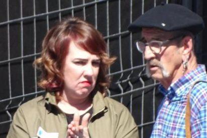 La presidenta del Parlamento de Navarra, que es de Podemos, 'ama' al carnicero de Mondragón, que es de ETA