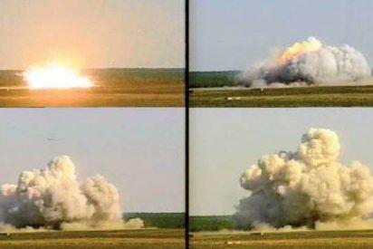 """Las 3 claves del ataque con """"la madre de todas las bombas"""" contra los facinerosos del Estado Islámico en Afganistán"""