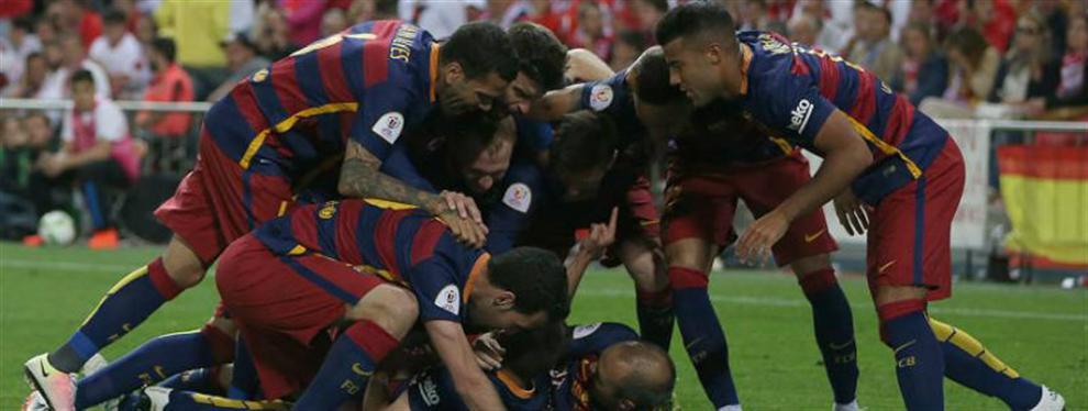 El Barça cierra un trueque: trae a una estrella y echa a un protegido de Messi