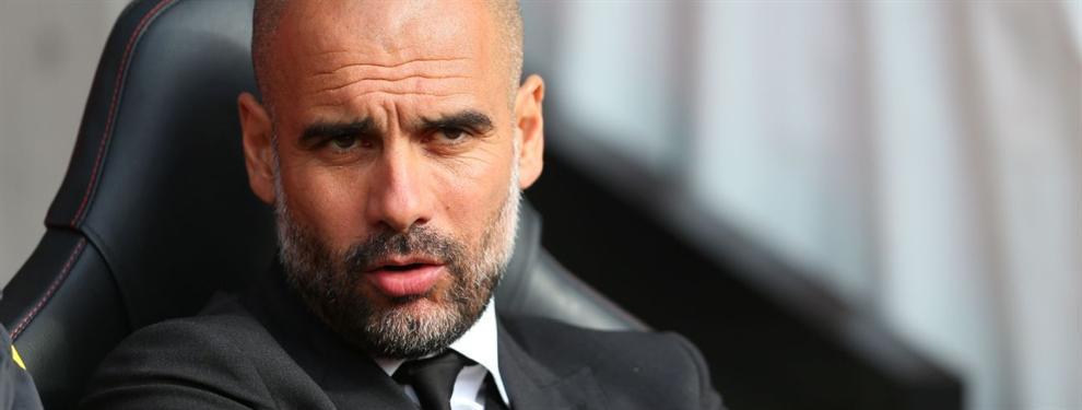 El Barça molesta a Pep Guardiola 'tocando' a uno de sus cracks