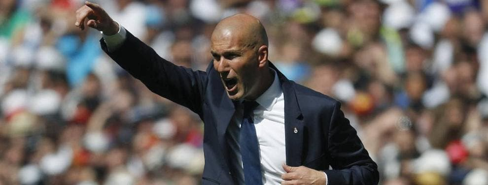 El Bayern aprovecha la visita del Madrid para negociar con un crack de Zidane